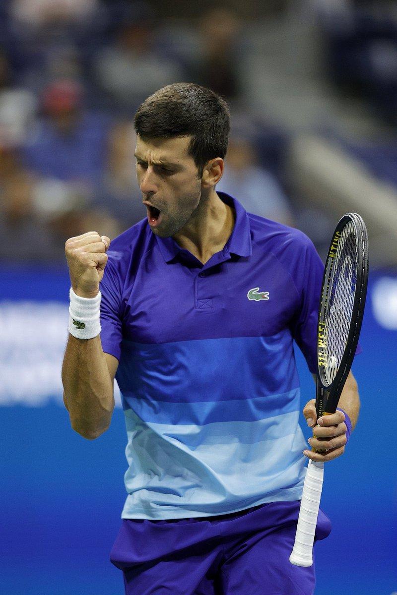 Novak Djokovic Djokernole Twitter