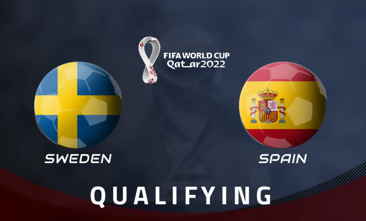 Sweden vs Spain Full Match & Highlights 02 September 2021
