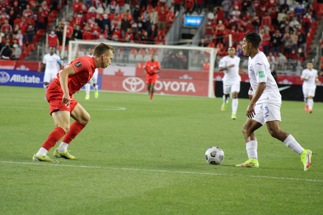 Canadá vs Honduras 1-1 Octagonal Final CONCACAF 2022