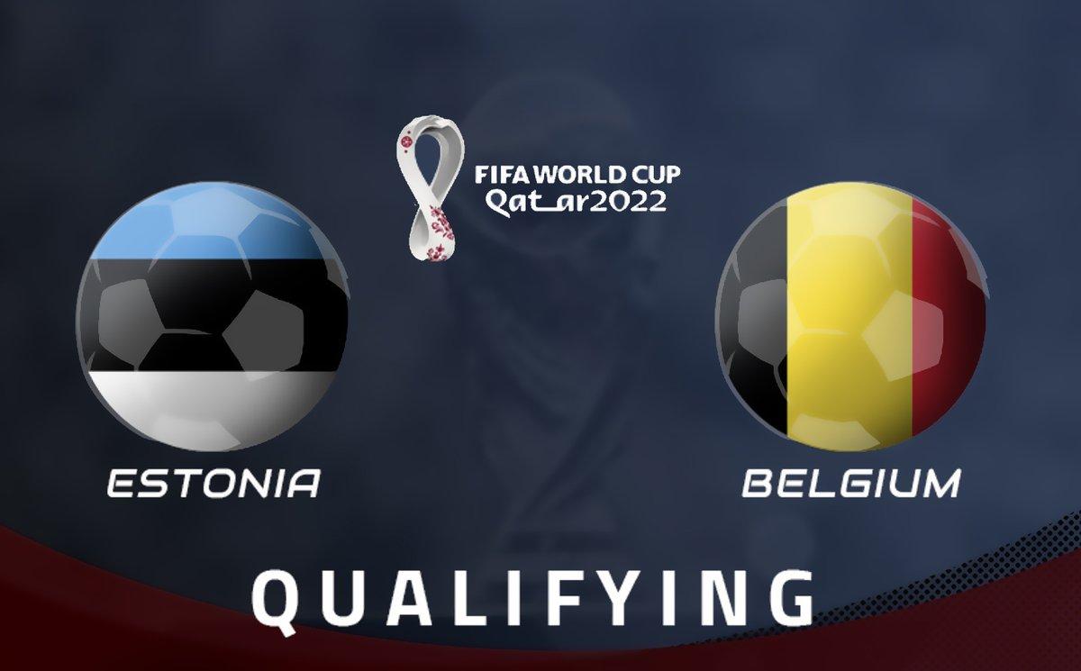Estonia vs Belgium Highlights 02 September 2021