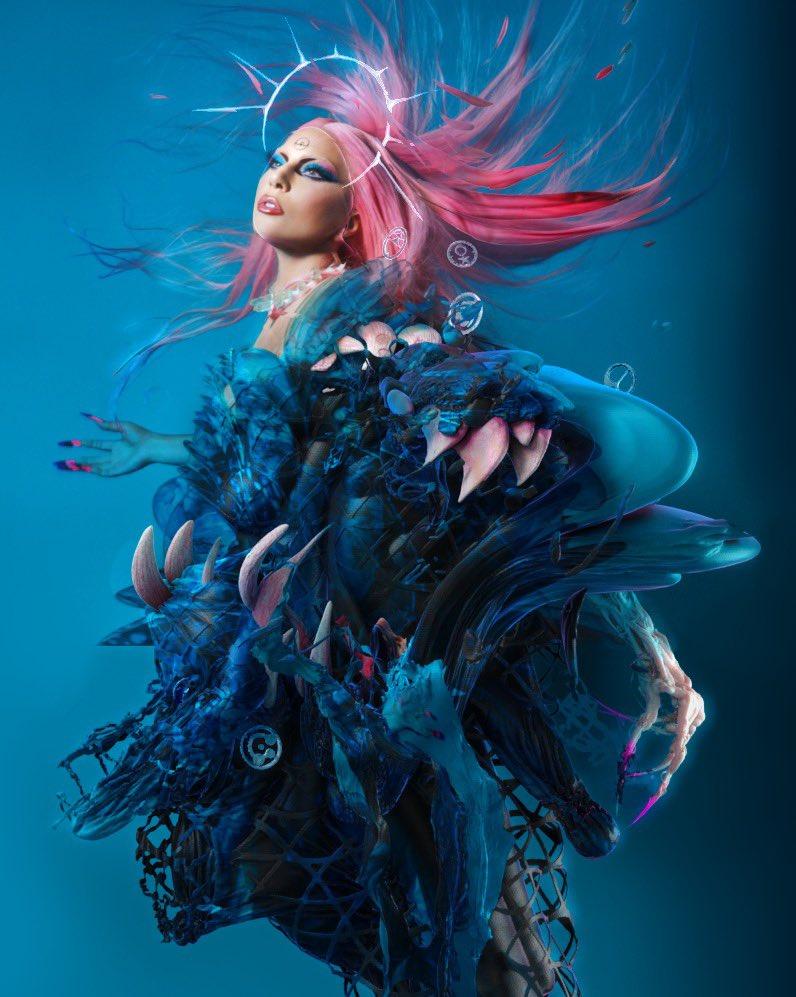 """REVIEW: fazendo o underground se tornar pop, Lady Gaga mistura ritmos e surpreende com """"Dawn Of Chromatica"""""""