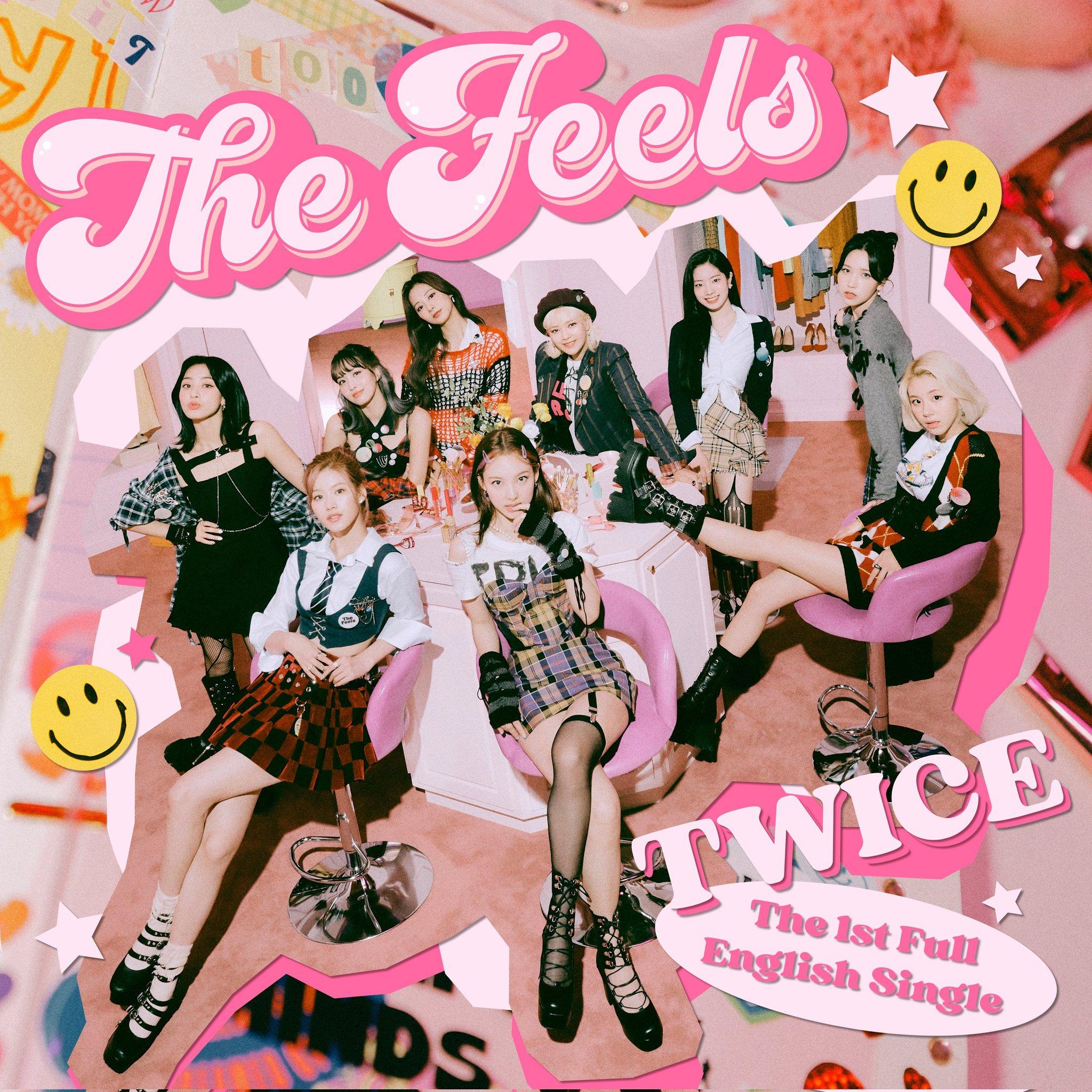 Twice - The Feels MV