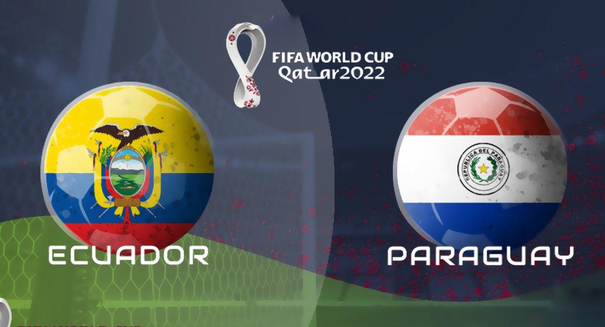 Ecuador vs Paraguay Highlights 02 September 2021