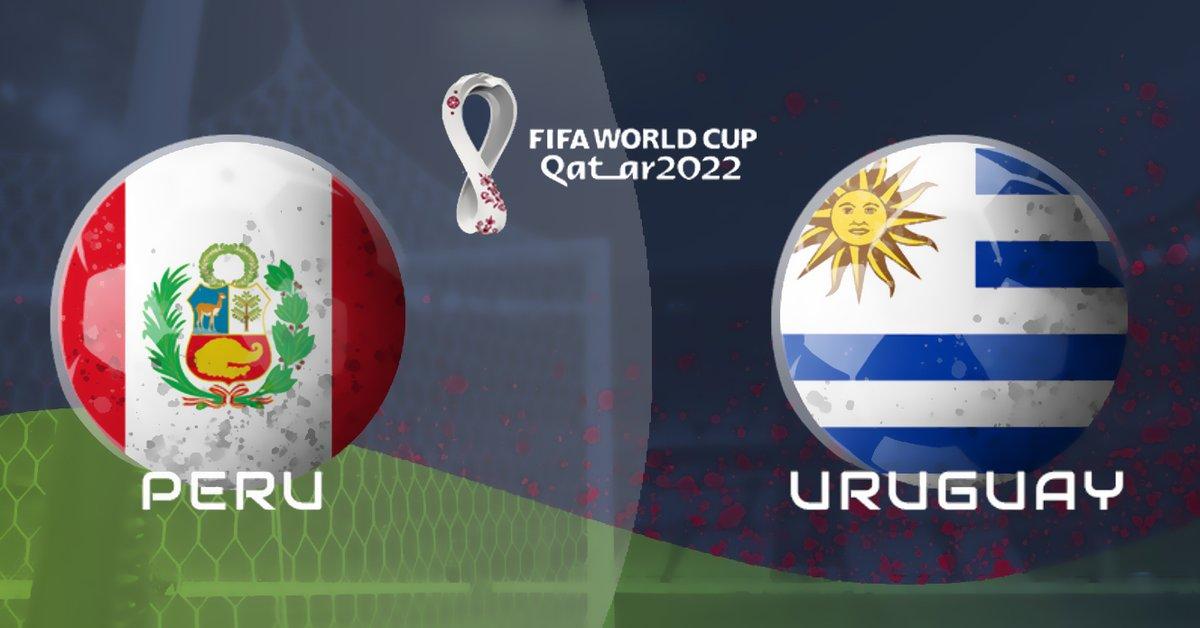Peru vs Uruguay Highlights 02 September 2021