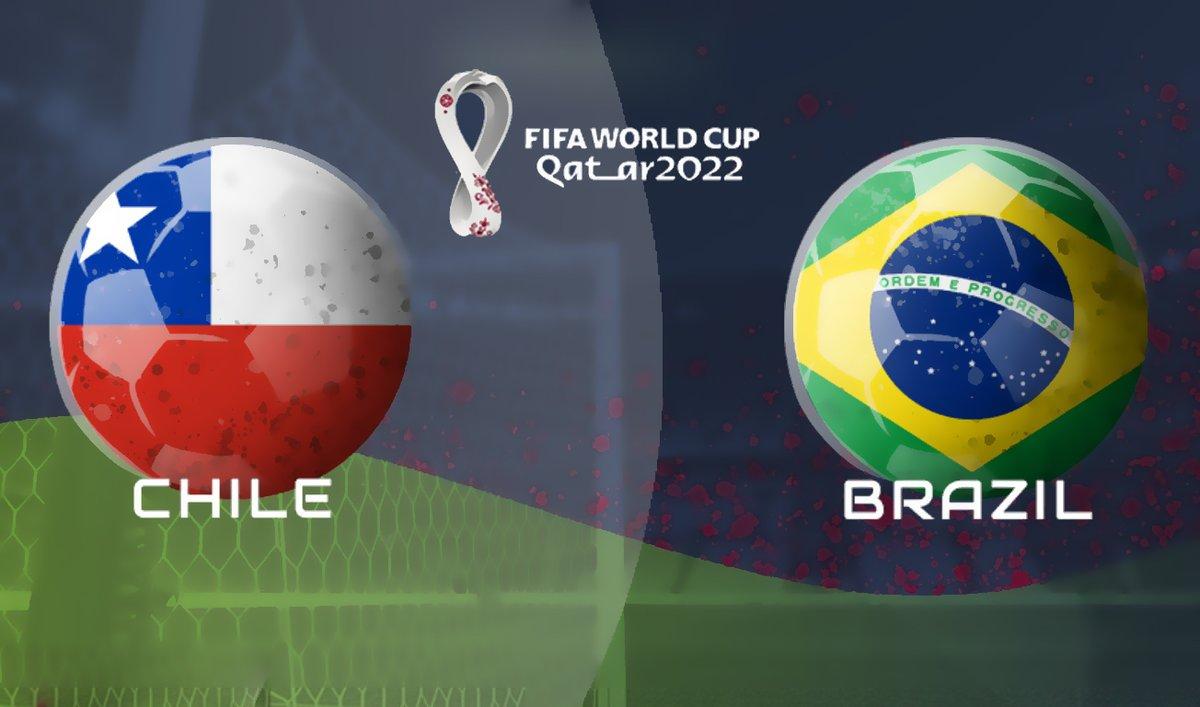 Chile vs Brazil Highlights 02 September 2021