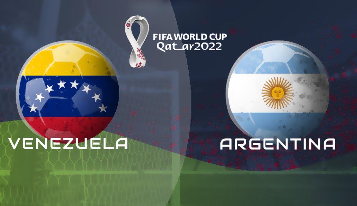 Venezuela vs Argentina Highlights 02 September 2021