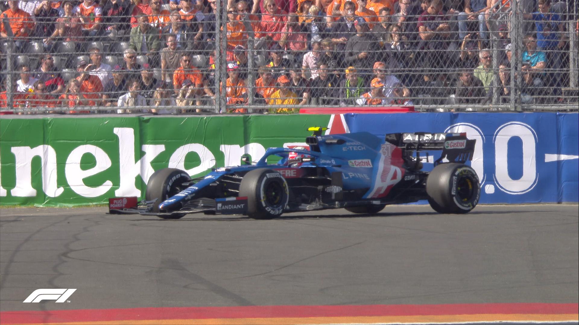 F1 – Zandvoort – EL2: Ferrari double, Lewis Hamilton broken    F1only.fr