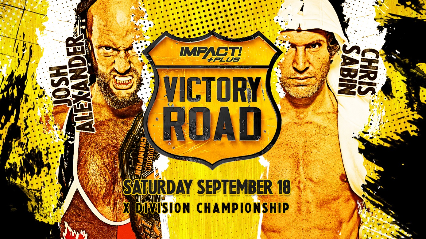 x division championship victory road 2021