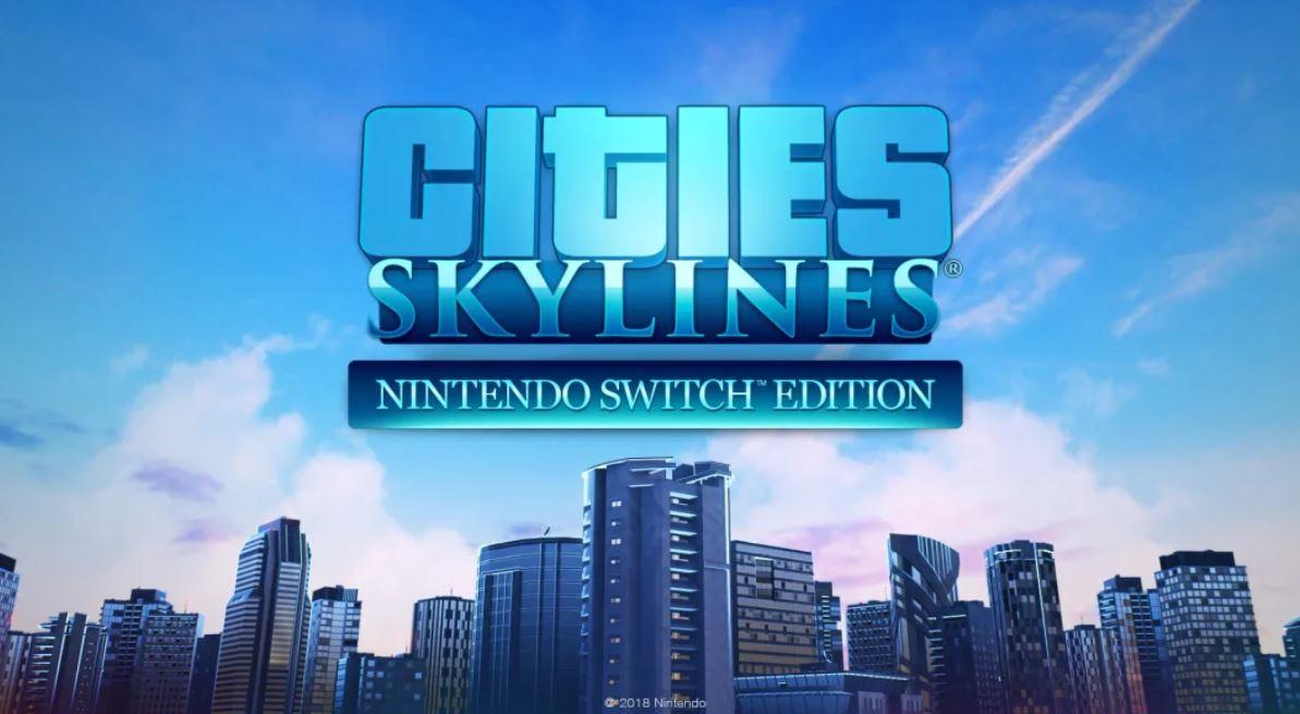 Cities: Skylines - Nintendo Switch Edition (S) $9.99 via eShop.