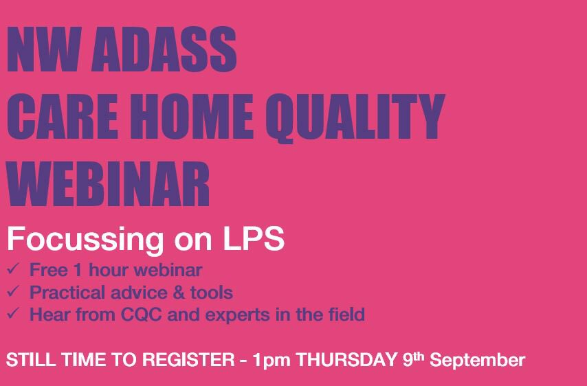 test Twitter Media - Next up in our series of Care Home Quality Webinars is LPS - join us next Thursday 1pm https://t.co/BDschGncYG #LPS #freewebinar #CQC https://t.co/pFfaZEHAvg