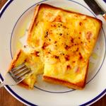 コンポタで超簡単にグラタンパンが作れる!ホワイトソースなしでクリーミーな味わいに!