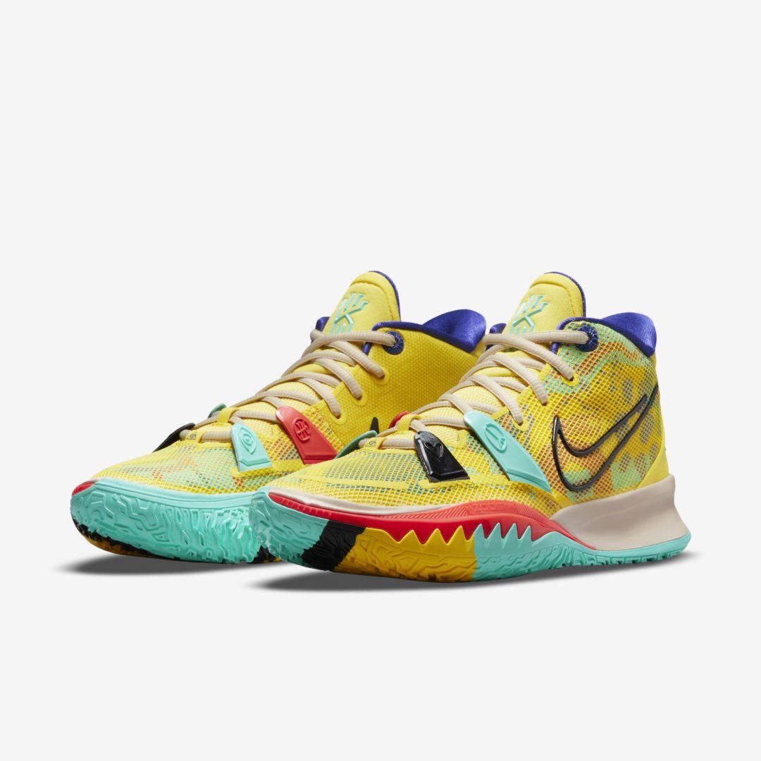 NOW LIVE via FTL Nike Kyrie 7