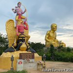Image for the Tweet beginning: #VirtualThailand: In Nakhon Ratchasima, there