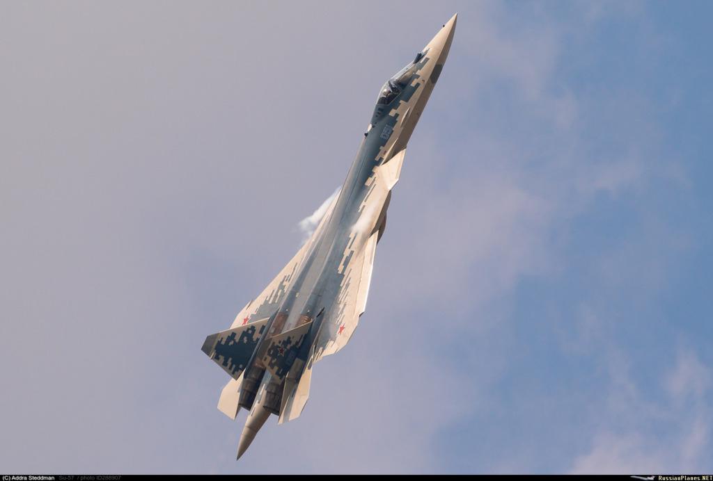 Su-57 Stealth Fighter: News #8 E-Xu7wxWEAc5gDV?format=jpg&name=medium