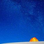 Image for the Tweet beginning: 🌝🌠 Viajar siguiendo la luna,