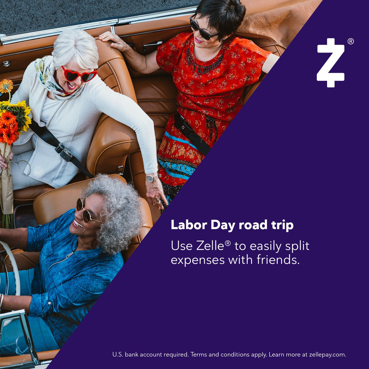 Getting out of town this Labor Day weekend? 🚙⛽🍕 #LaborDay #RoadTrip #SendWithZelle bddy.me/38T0nqd
