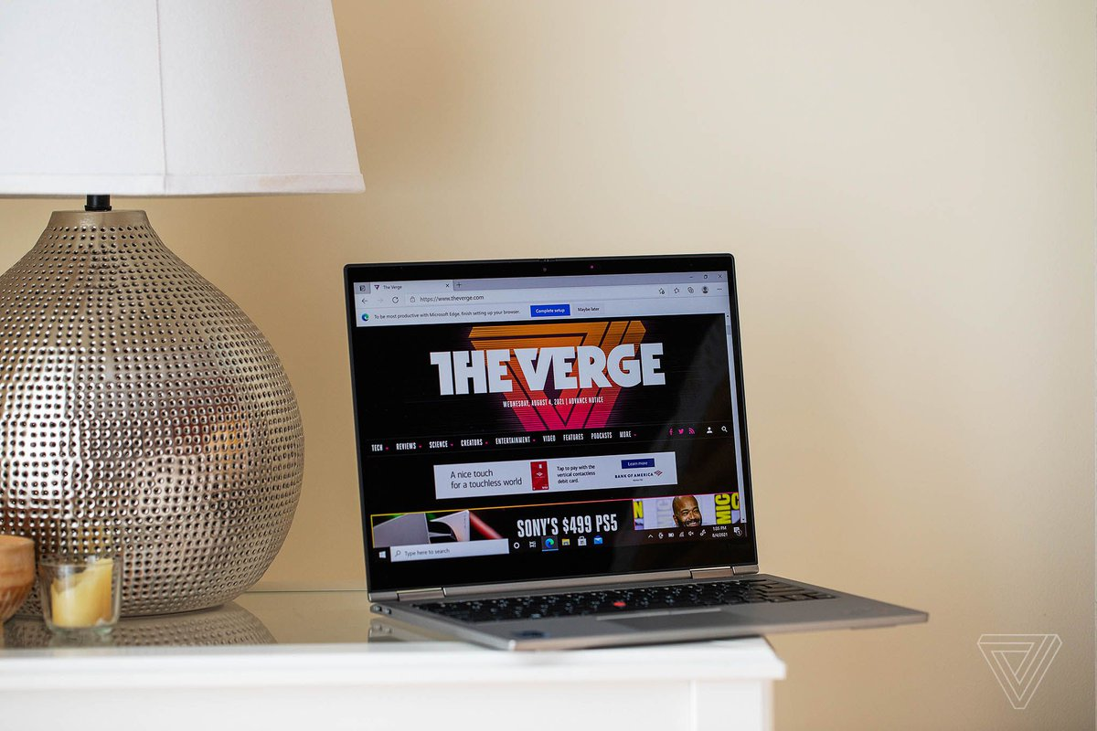 Lenovo ThinkPad X1 Titanium Yoga review: a promising start