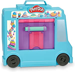 Play-Doh Ice Cream Truck Playset $9.40  at