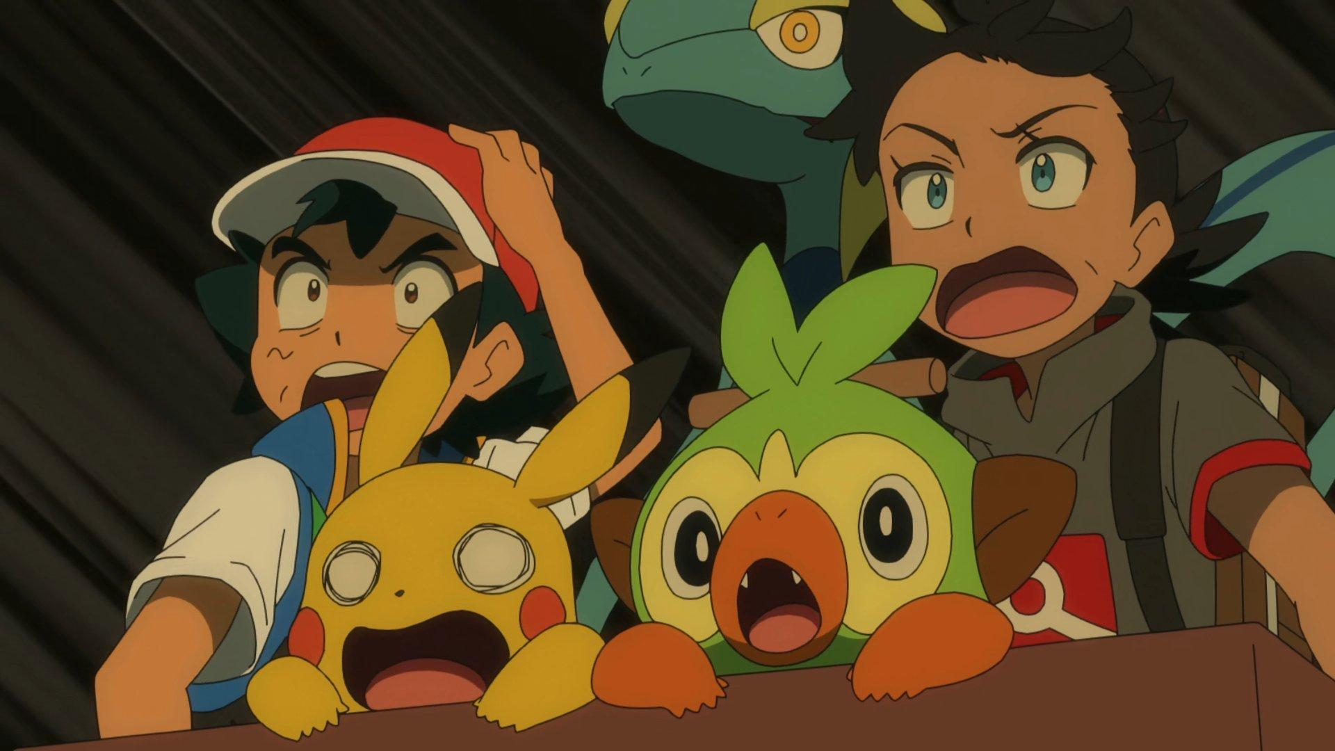 Capítulo Episodio 79 Pokémon Viajes