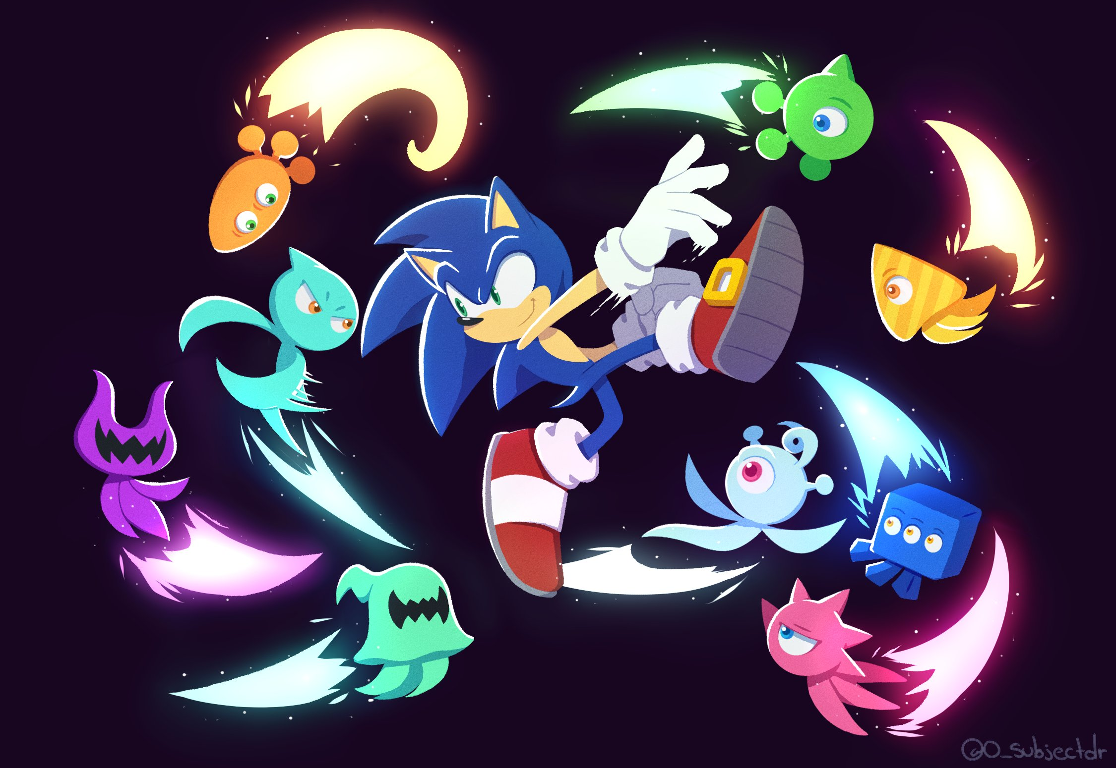 Reach for the Wallets! Recenzja Sonic Colors: Ultimate