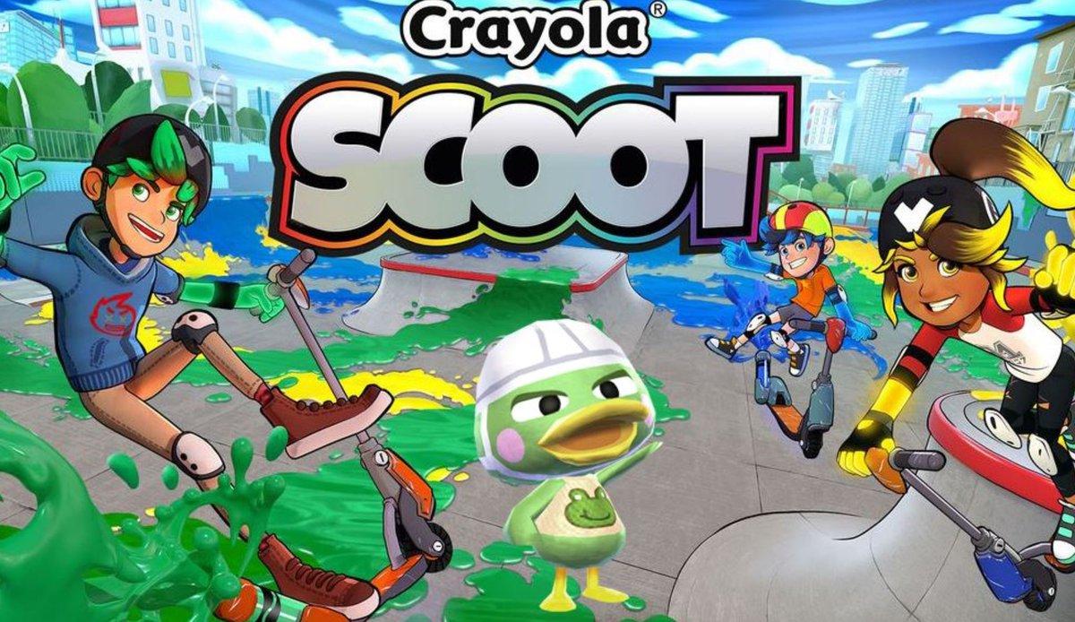 Crayola Scoot (S) $8.99 via eShop.