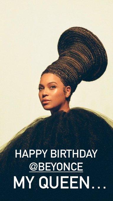 Happy Birthday my Queen!!!