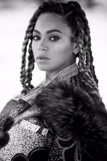 Happy birthday to the First Lady of music I love you forever