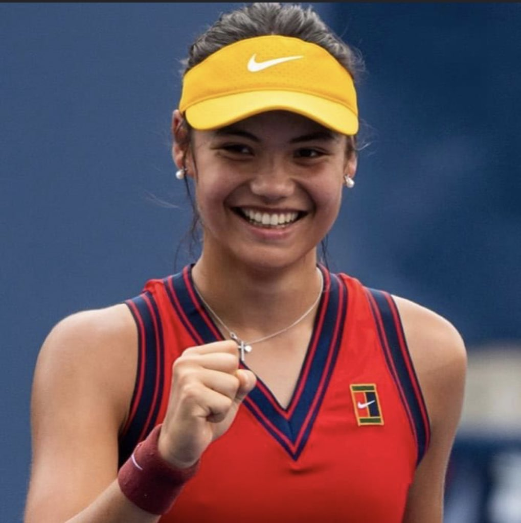 12 hours to go! I have never been so excited for a tennis match in 30 years of loving this sport #USOpen #EmmaRaducanu #TeamGB #Tennis 🎾 #Final