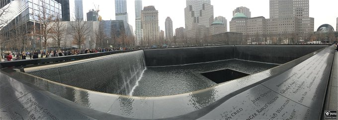 We commemorate the 20th anniversary of the 9-11 attacks, 20