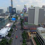 Image for the Tweet beginning: #VirtualThailand: Some drone photos of