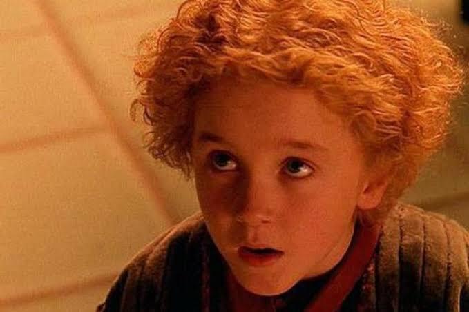 Draco Malfoy, Weasley ailesinden olsaydı nasıl mı görünürdü?