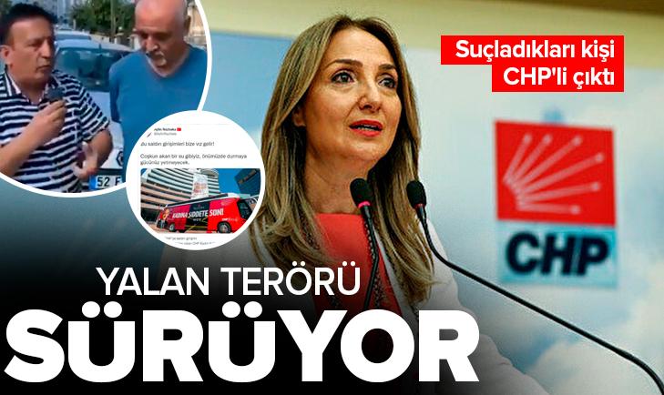 """A Haber on Twitter: """"Yalan terörü sürüyor: Aylin Nazlıaka'nın """"Partilileri ezmeye çalıştı"""" dediği kişi CHP'li çıktı! https://t.co/pvZz5x1aDJ… https://t.co/LmpWfoXblA"""""""