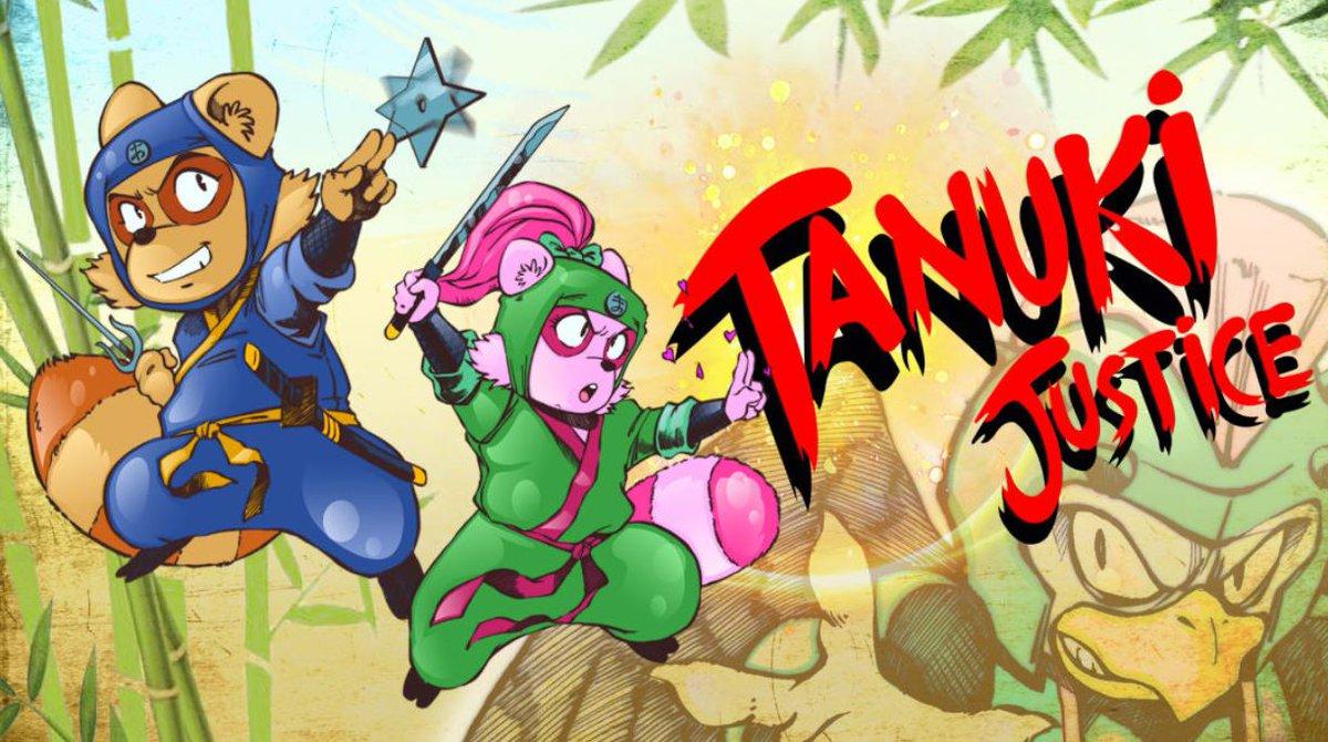 Tanuki Justice (S) $7.49 via eShop.