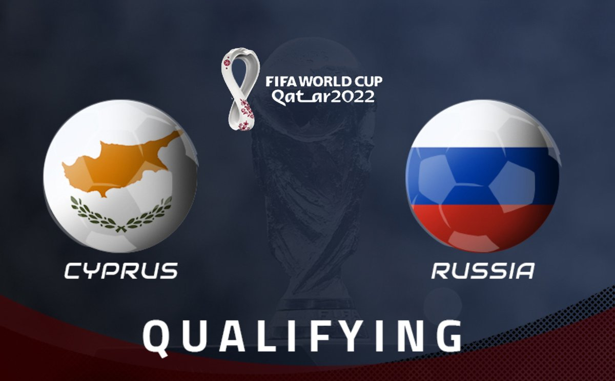 Cyprus vs Russia Highlights 04 September 2021