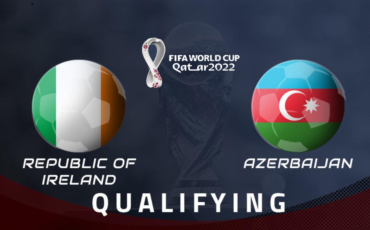 Ireland vs Azerbaijan Highlights 04 September 2021