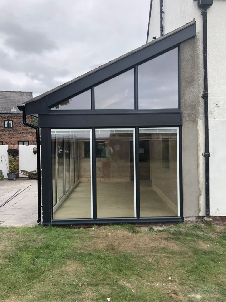 test Twitter Media - The Design and Build of a modern garden room to a cottage in #formby incorporating internal blinds - well done to the small works team! #architects #builders @SOUTHPORTGLASS @fmbuilders @VELUX https://t.co/WjbGbartDo