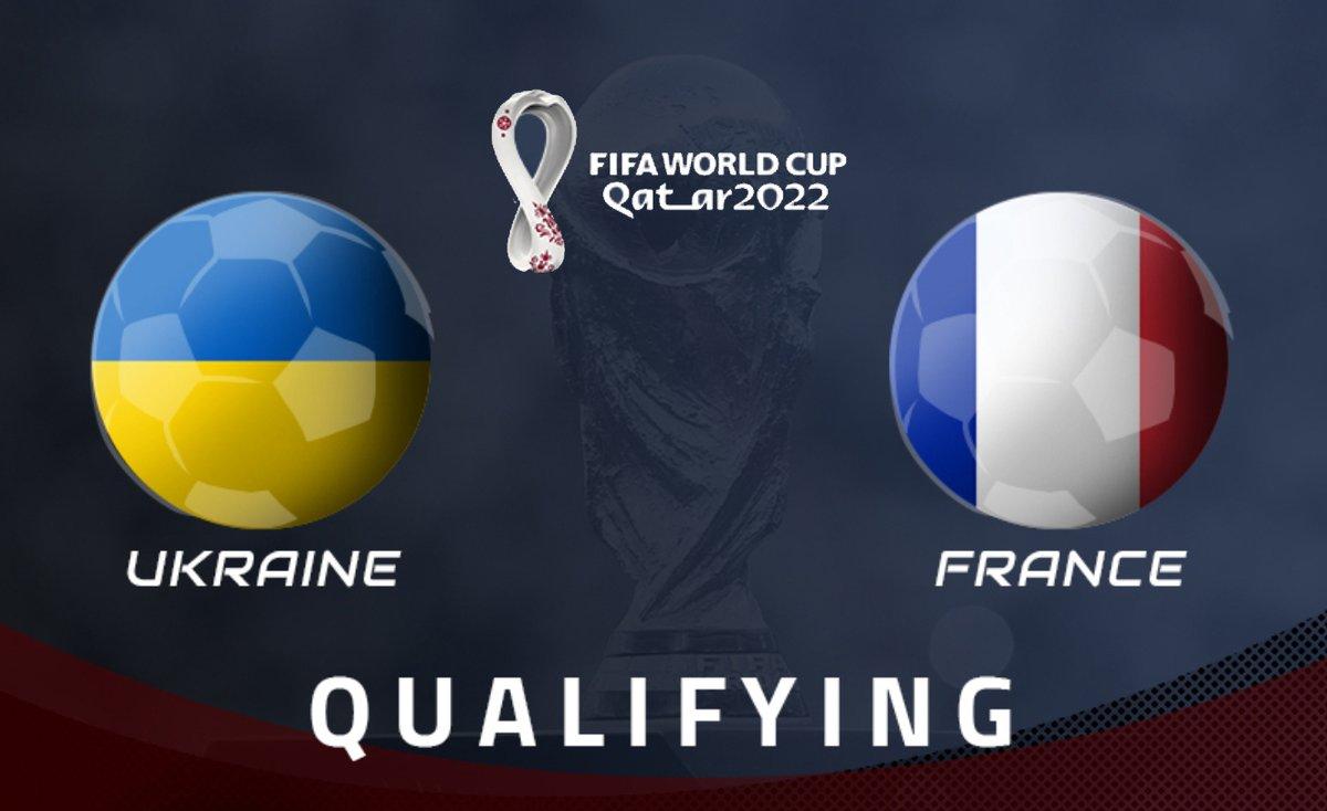 Ukraine vs France Full Match & Highlights 04 September 2021