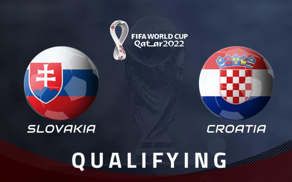 Slovakia vs Croatia Highlights 04 September 2021