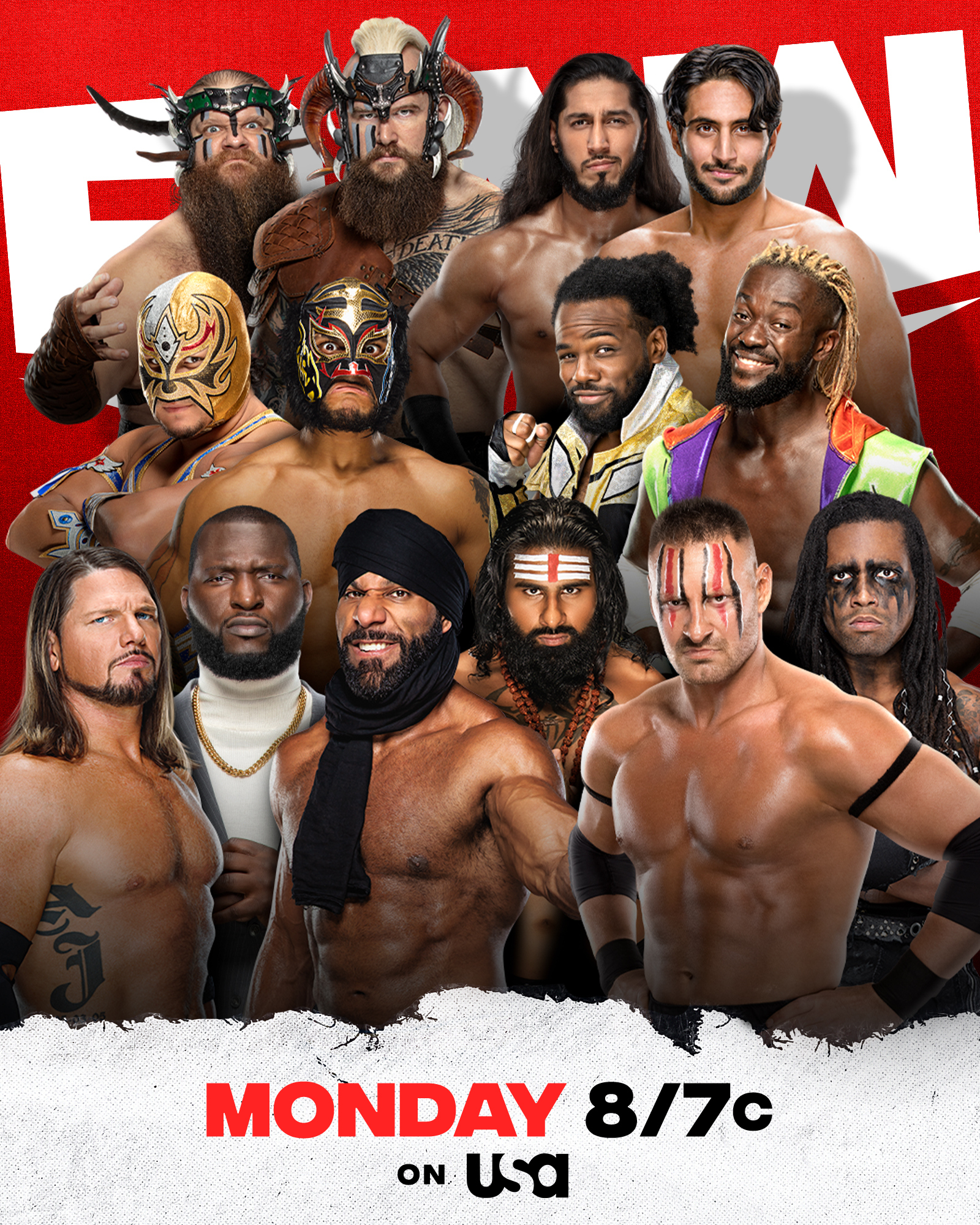 WWE Raw Preview (06/09/21): Title Matches; Tag Team Turmoil 52