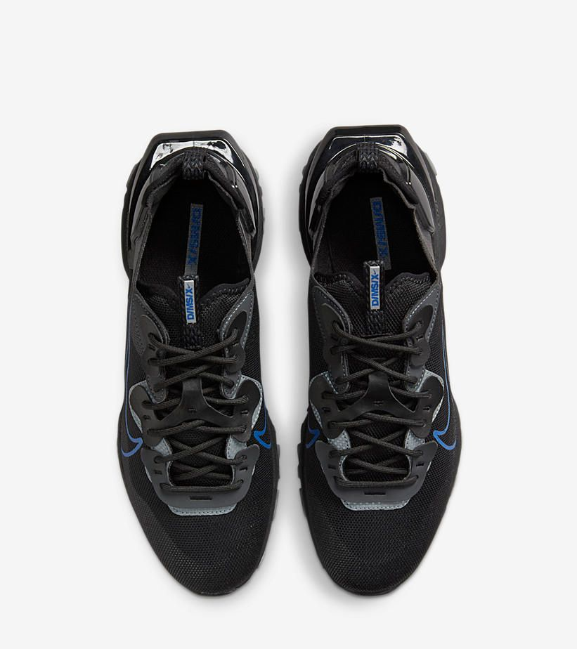 Now Available Nike React Vision 'Black/Game Royal'  FNL: JD: