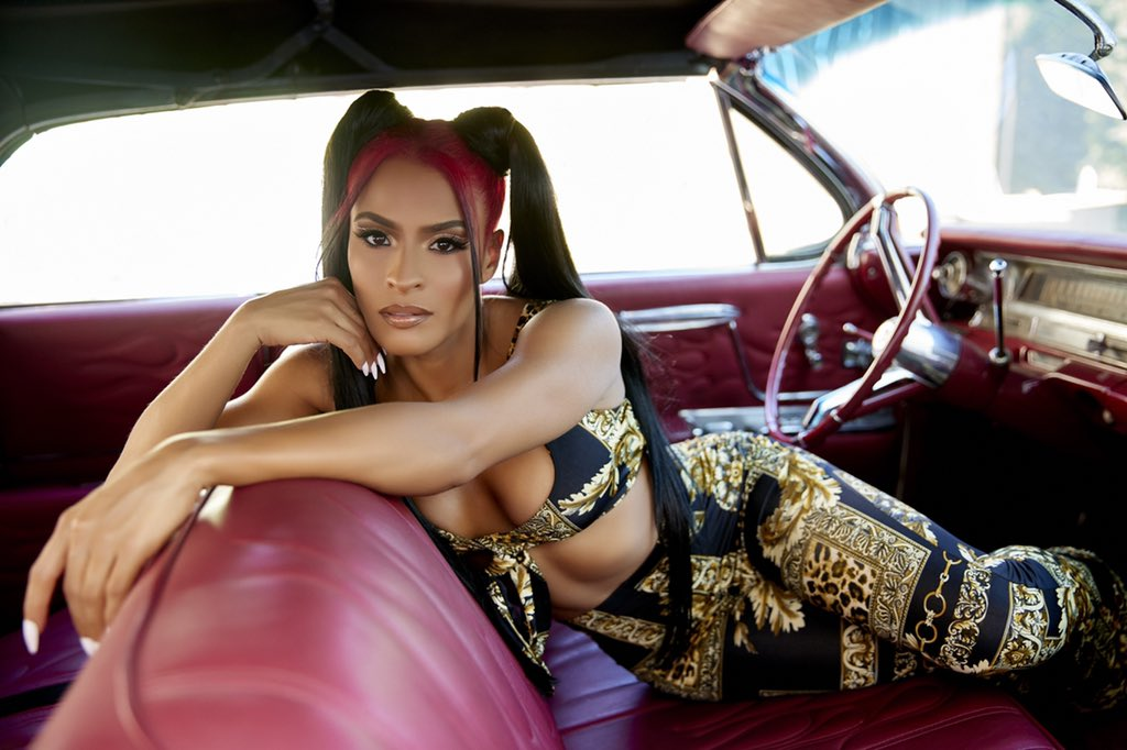 WWE Star Zelina Vega Gets Lost On The Road Of Life In These Hot Photos 87