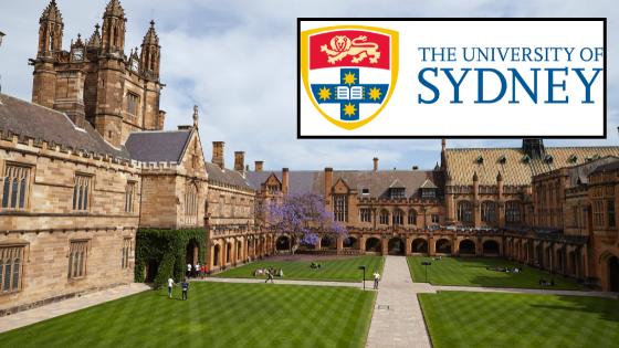 Postgraduate Merit Scholarship 2021 in University of Sydney, Australia