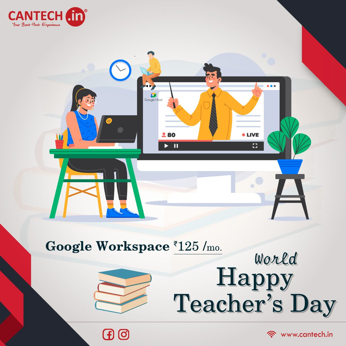 test Twitter Media - Happy #TeachersDay to all super heros who exponentially helped during pendamic times and adopt new technology and continued their work for the future of the nation. We salute all Teachers 🙏 https://t.co/drycOr8RSV