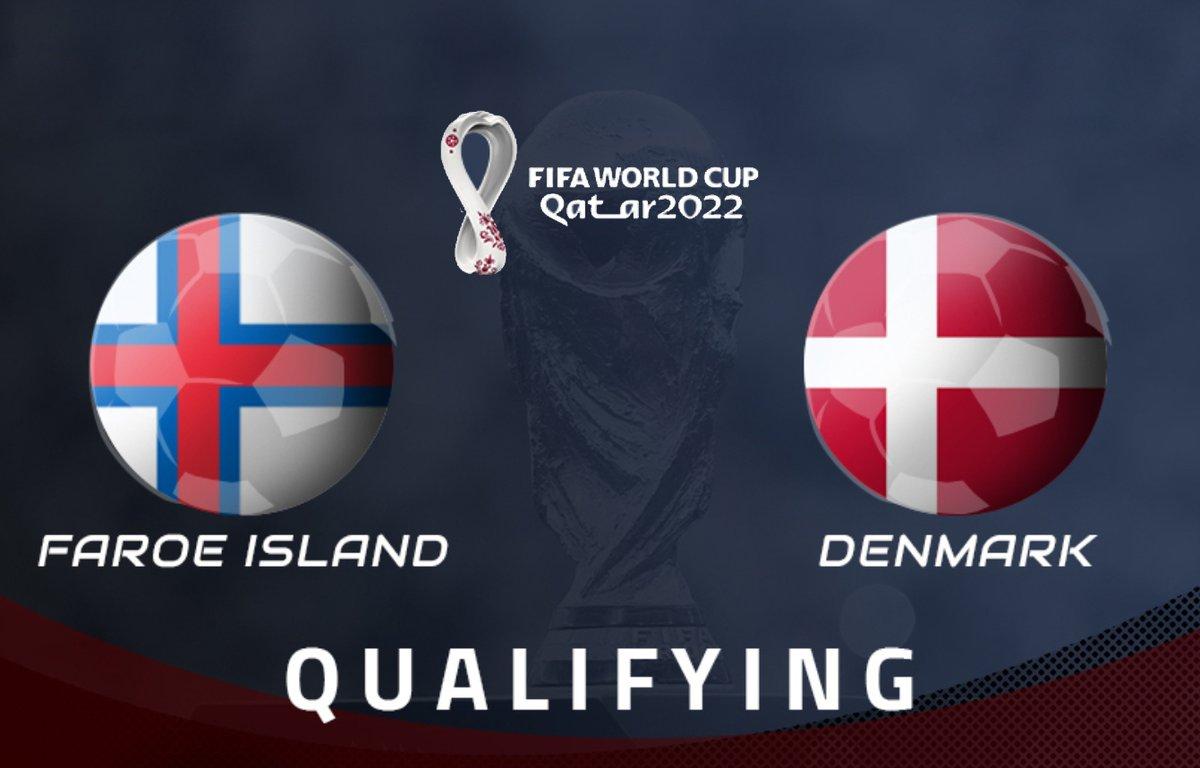 Faroe Islands vs Denmark Highlights 04 September 2021