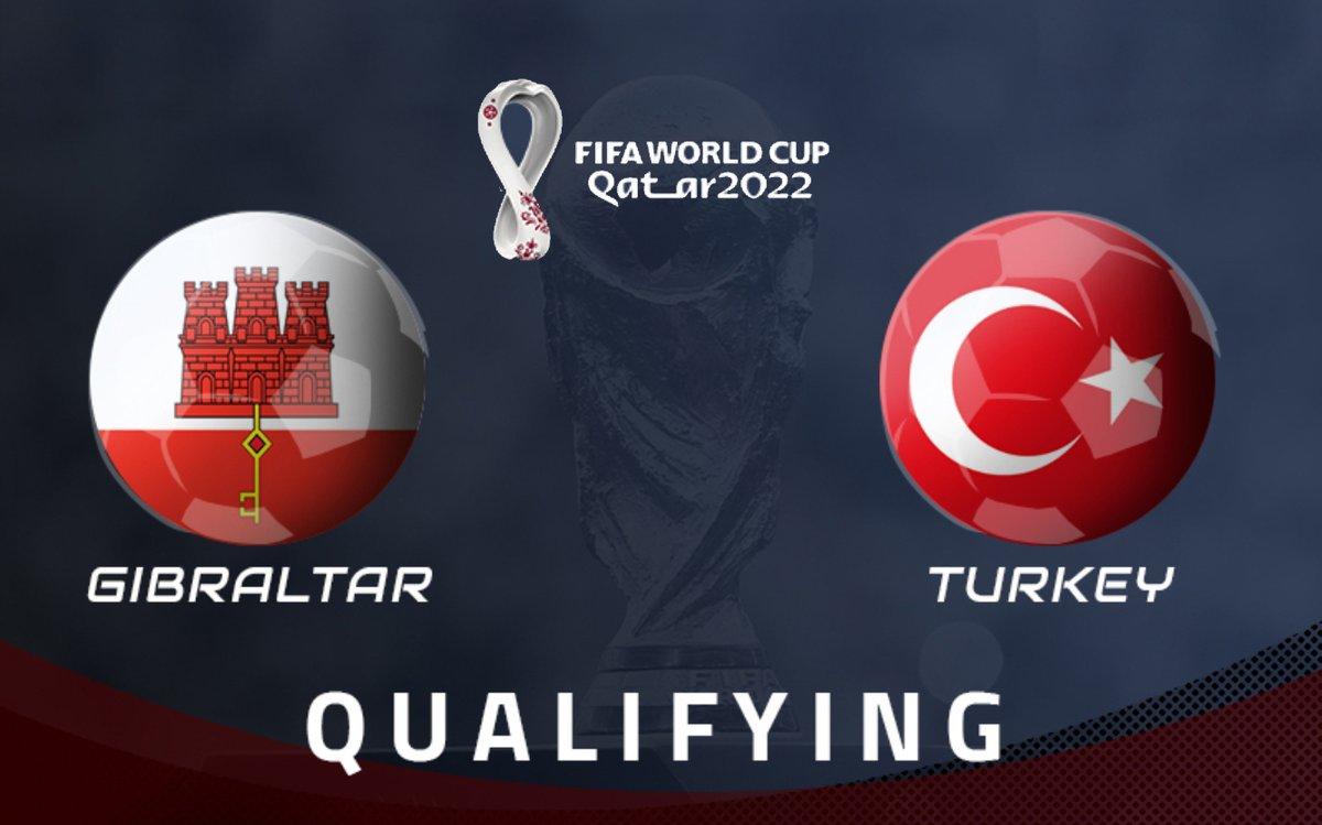 Gibraltar vs Turkey Highlights 04 September 2021