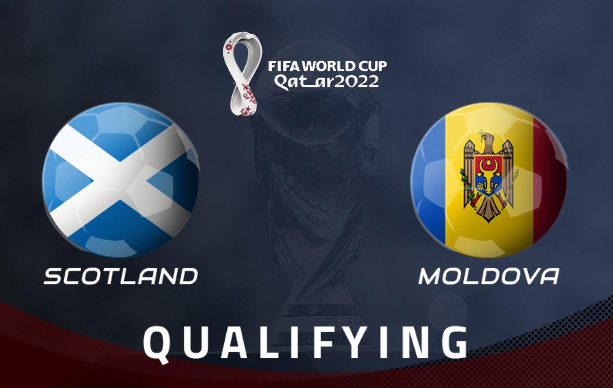 Scotland vs Moldova Highlights 04 September 2021