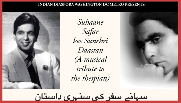 A #musical tribute to #DilipKumar in #USA - Diaspora's homage to one-of-a-kind silver screen legend trinitymirror.net/news/a-musical… #Diaspora #tribute