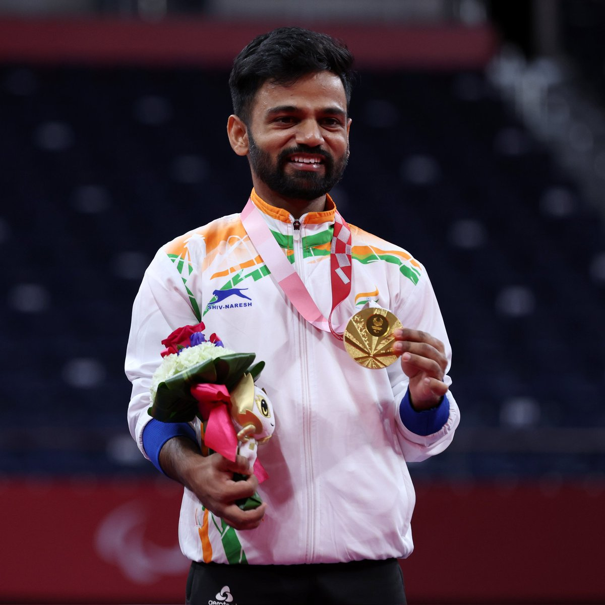 @sachin_rt: Congratulations to @Krishnanagar99 & @suhasly on winning 🥇 & 🥈 respectively in #badminton! 👏🏻Our performance this year at the #Paralympics has been nothing short of a fairytale & it is just the beginning.More power to our para athletes! #Praise4Para