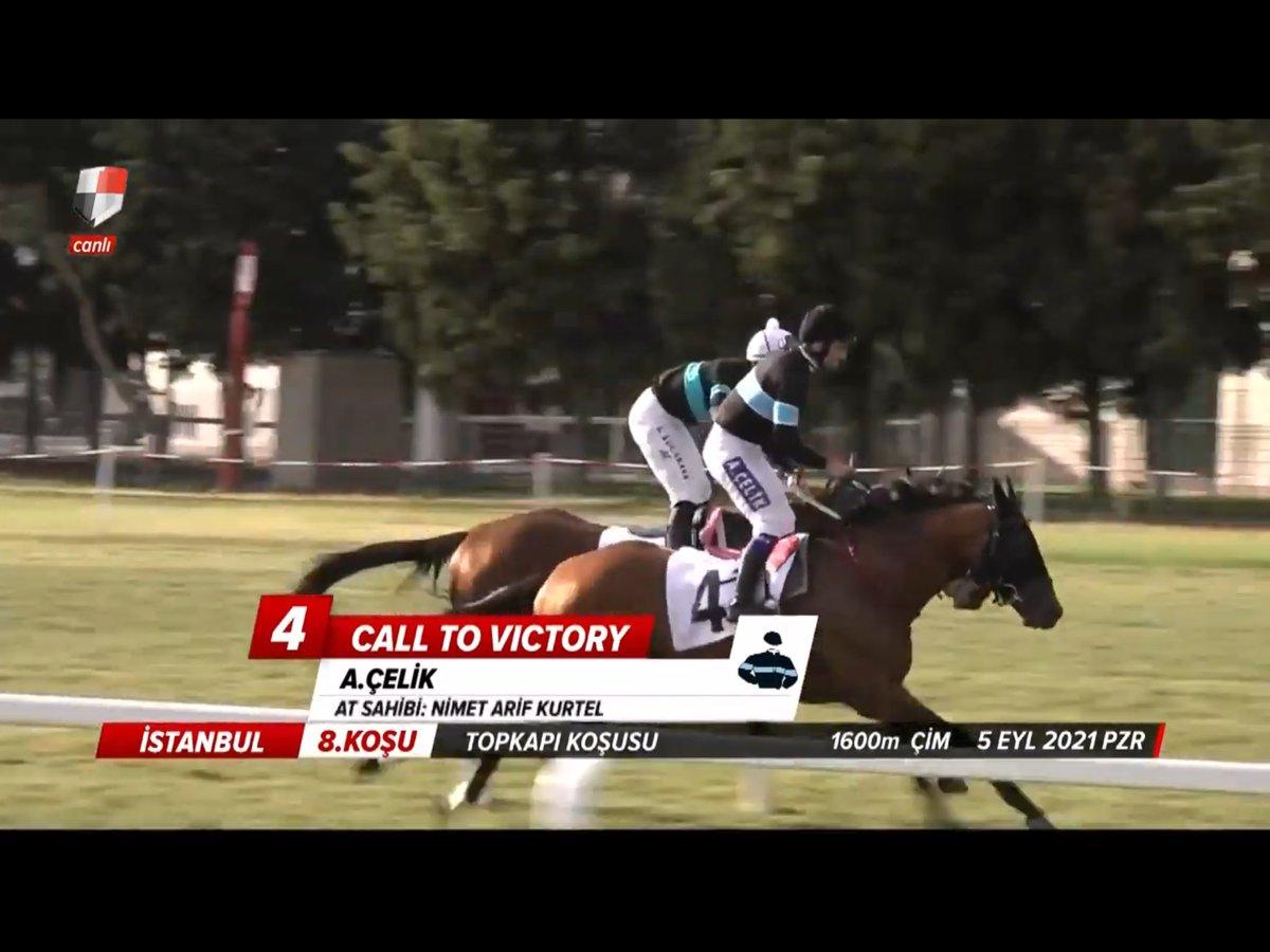 Call To Victory – Topkapı Koşusu 2021
