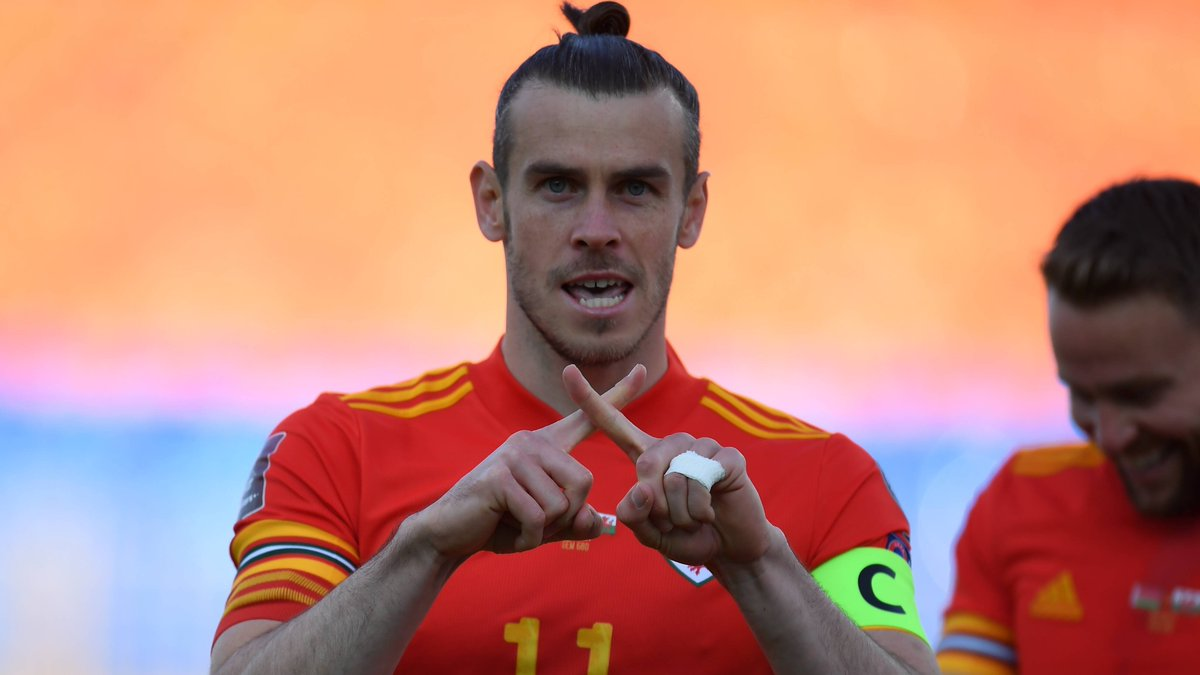 ⚽️⚽️⚽️ A @GarethBale11 hat-trick earns Wales three crucial points over Belarus in Group E  🐉 Huge victory for the Dragons!  #WCQ   @UEFA